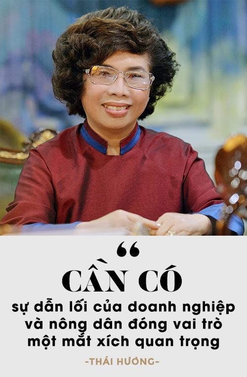 Ba Thai Huong: 'Nguoi ta bao toi chem gio, sua ba sach thi ai ban' hinh anh 10