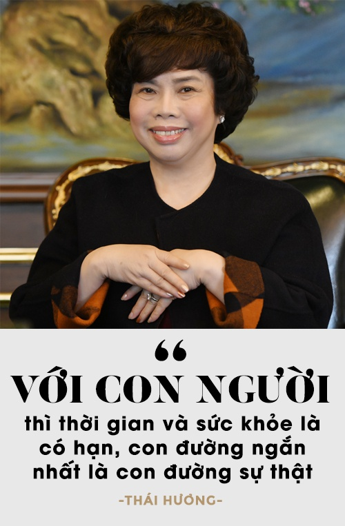 Ba Thai Huong: 'Nguoi ta bao toi chem gio, sua ba sach thi ai ban' hinh anh 12