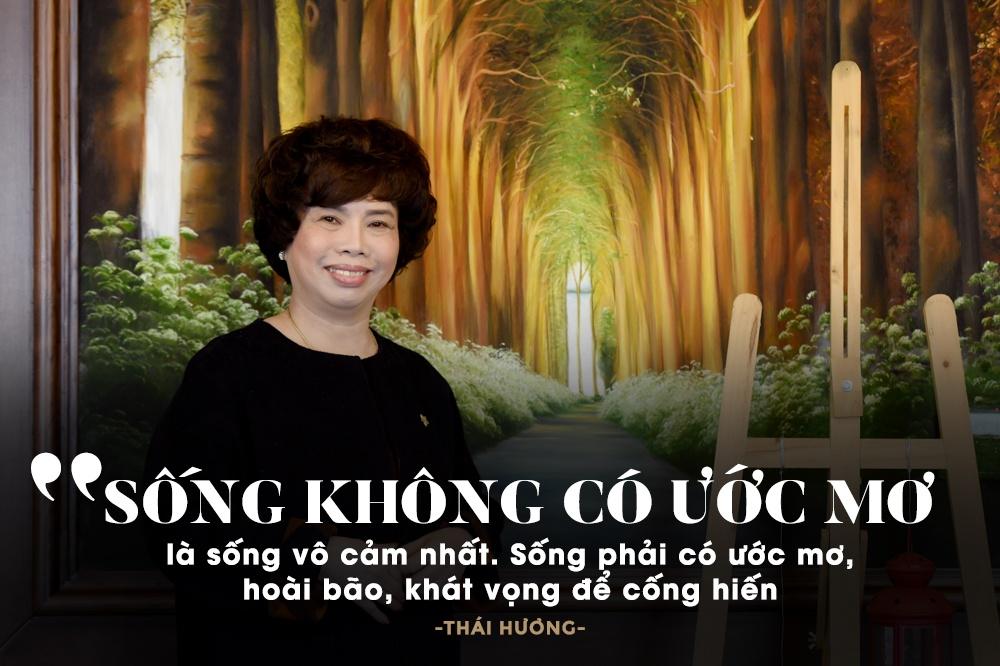 Ba Thai Huong: 'Nguoi ta bao toi chem gio, sua ba sach thi ai ban' hinh anh 13