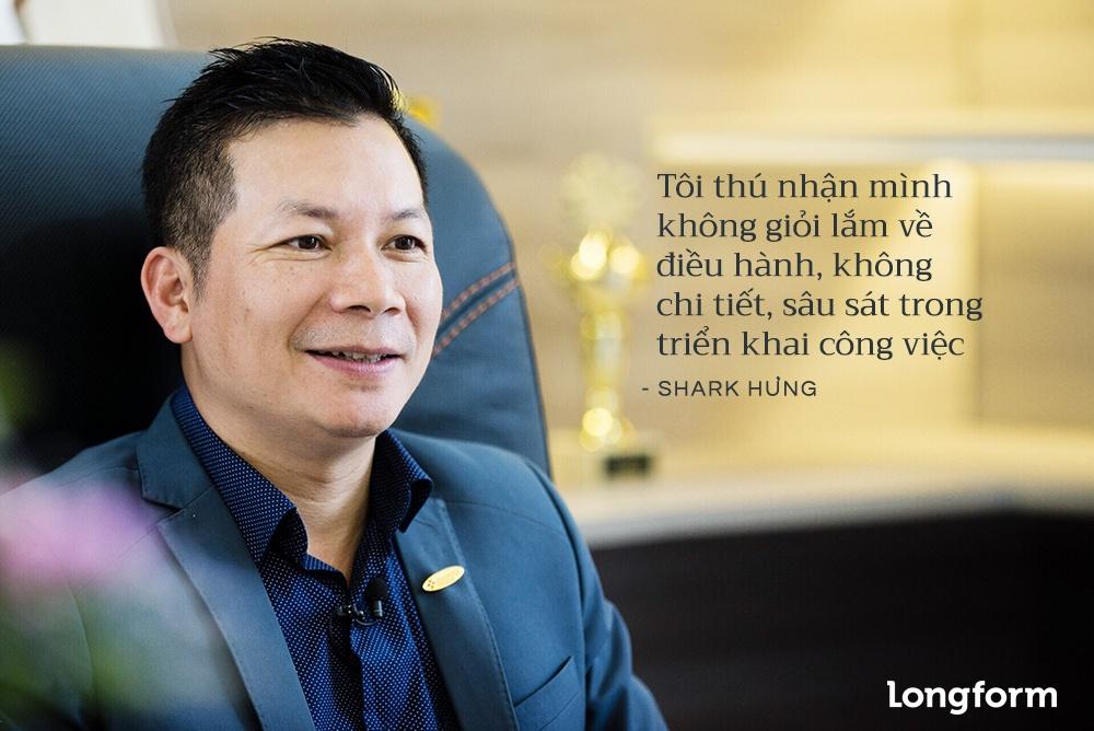 Shark Hung: 'Toi thu nhan khong gioi dieu hanh dau' hinh anh 5