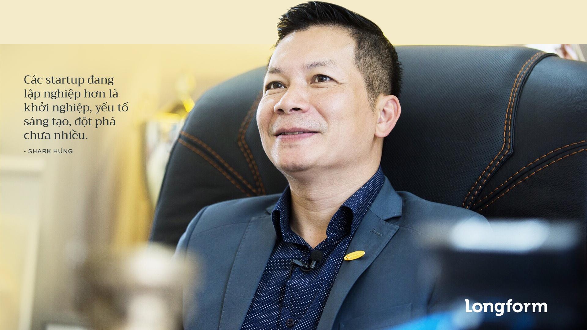 Shark Hung: 'Toi thu nhan khong gioi dieu hanh dau' hinh anh 11