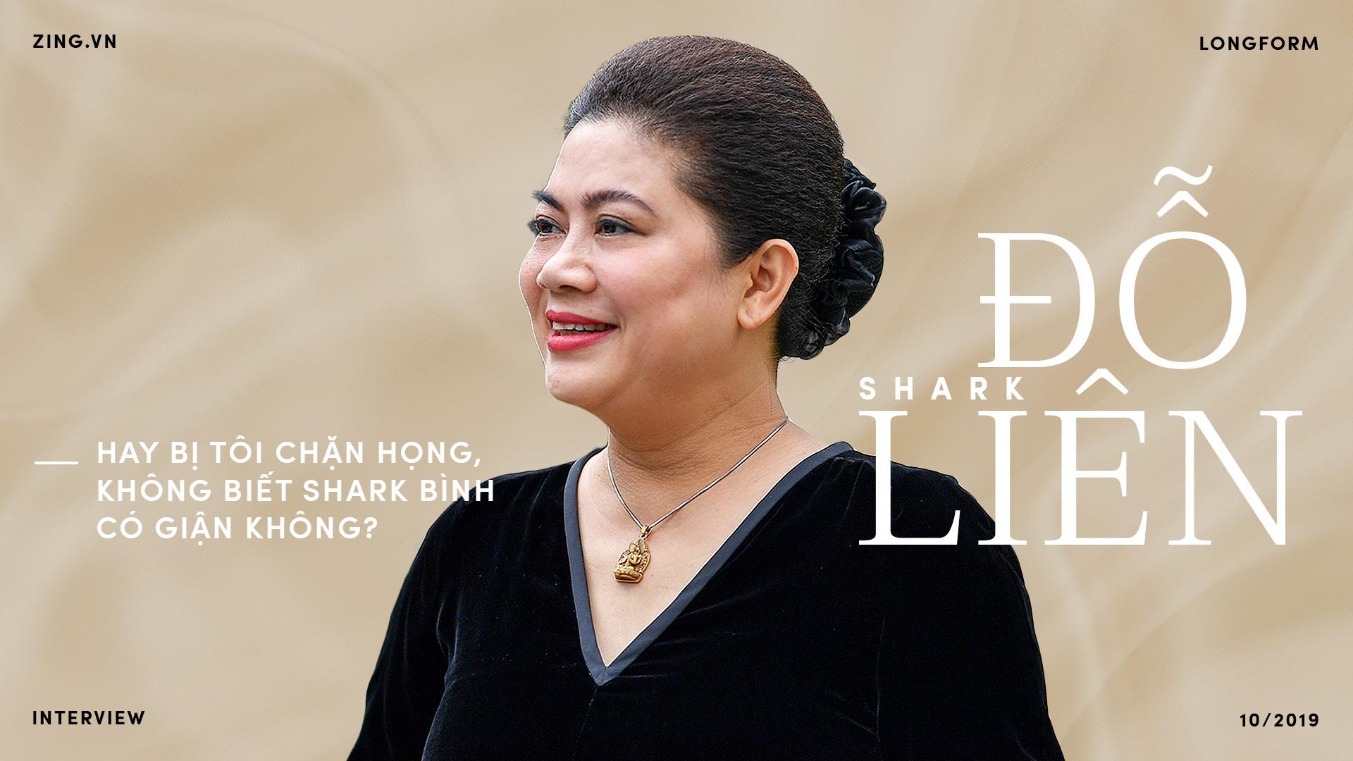 Shark Lien: 'Bi toi chan hong, khong biet Shark Binh co gian khong?' hinh anh 2