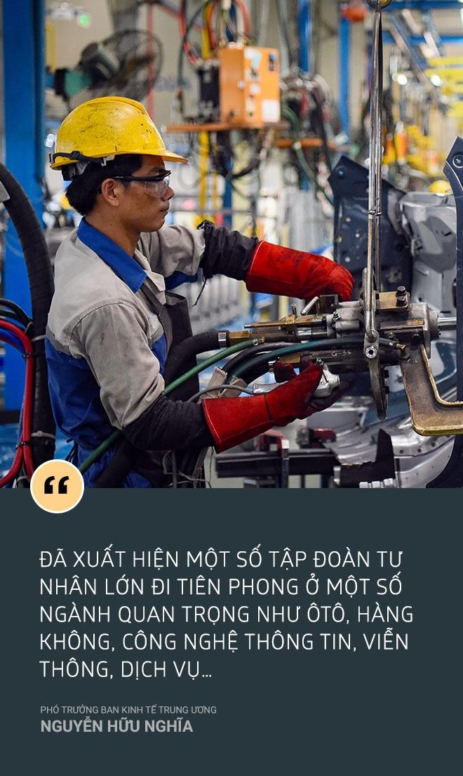 'Doanh nghiep, doanh nhan phai co khat vong o vi tri so mot' hinh anh 4