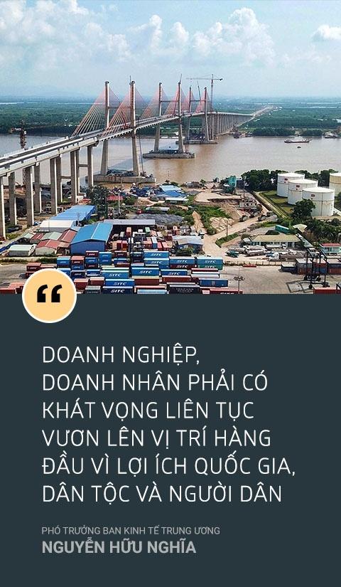'Doanh nghiep, doanh nhan phai co khat vong o vi tri so mot' hinh anh 9