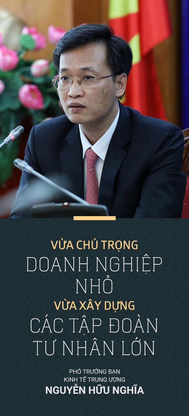 'Doanh nghiep, doanh nhan phai co khat vong o vi tri so mot' hinh anh 1