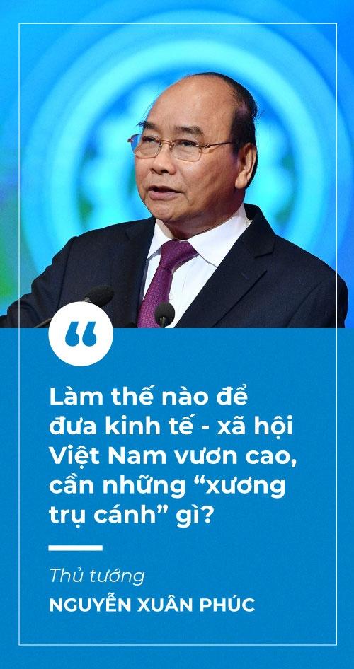 Hình tượng chim hồng hộc và điều Thủ tướng gửi gắm đầu năm 2020 quote 1