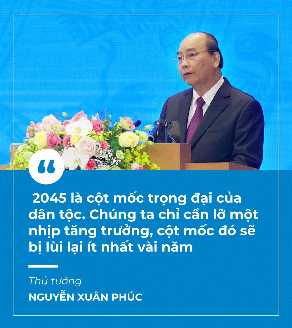 Hình tượng chim hồng hộc và điều Thủ tướng gửi gắm đầu năm 2020 quote 3
