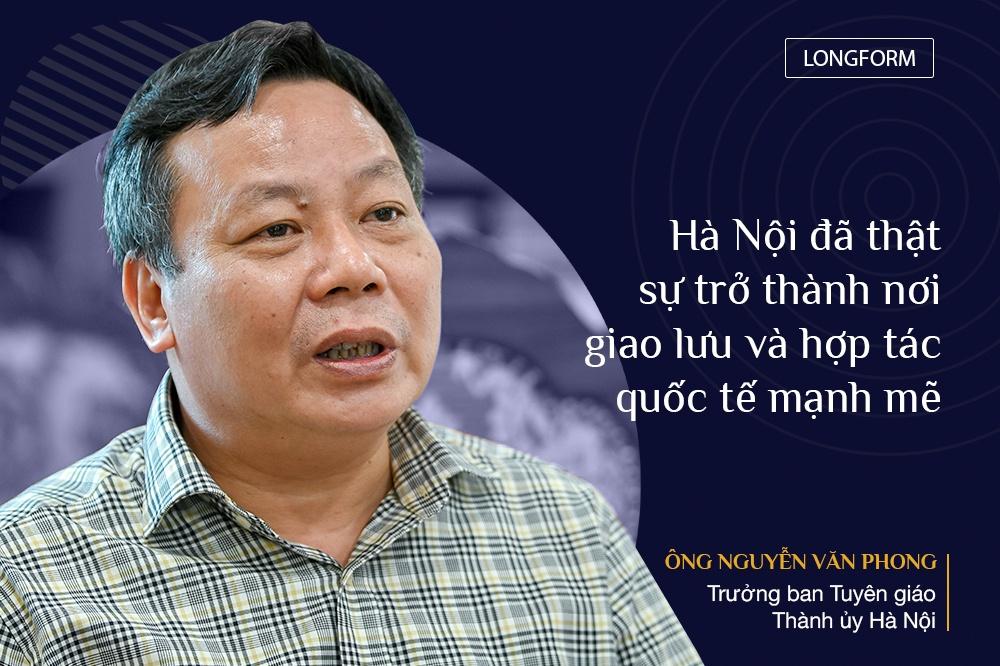 xay dung van kien dai hoi dang o Ha Noi anh 1