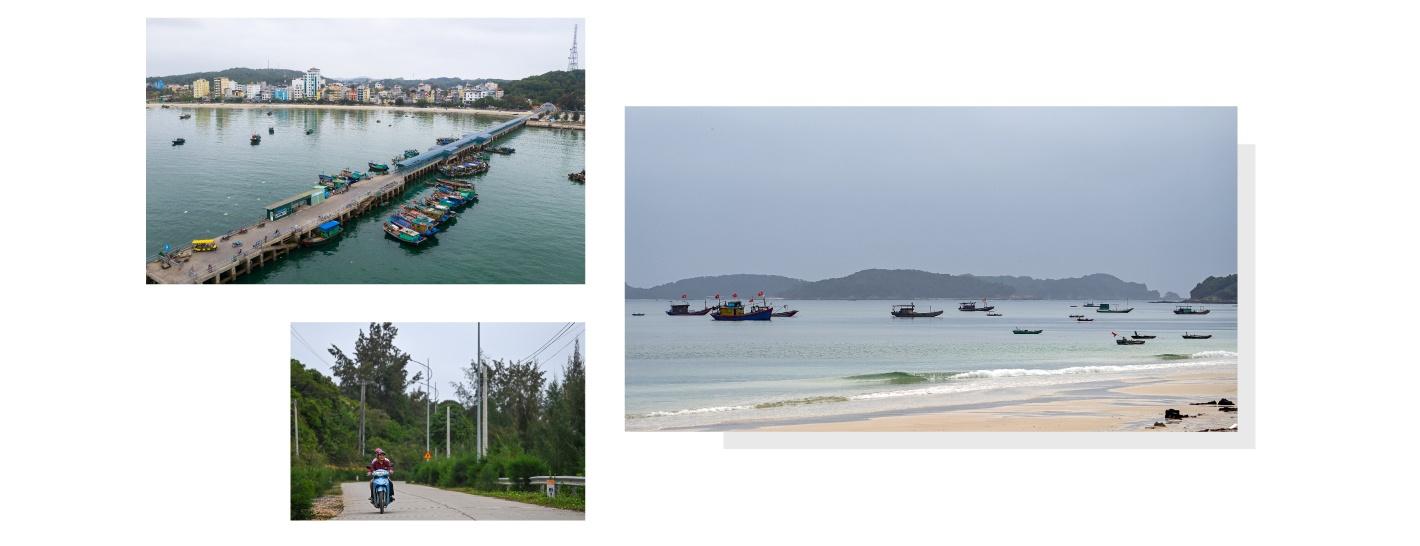 - Anh_ghep_1 - Tầm nhìn từ việc đưa điện lưới ra đảo đầu tiên ở Việt Nam