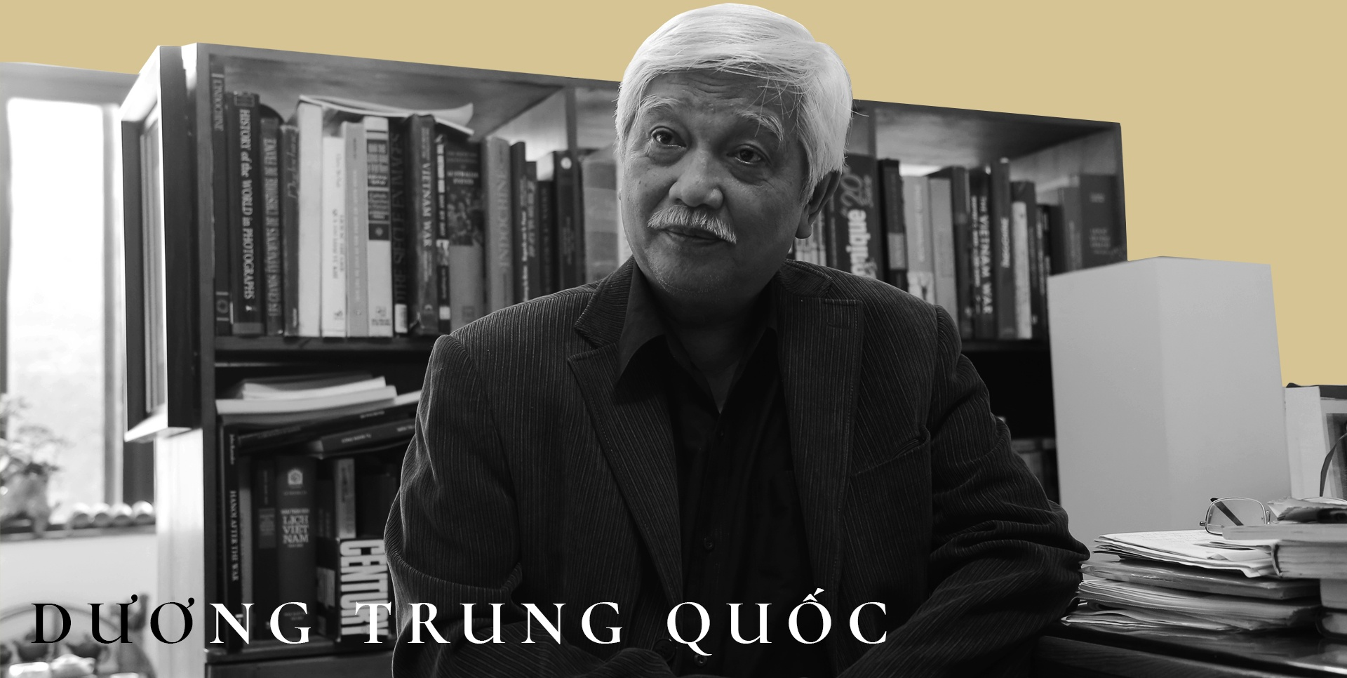 Nha su hoc Duong Trung Quoc: 'Gioi tre Viet hay mang sach ben minh' hinh anh 8