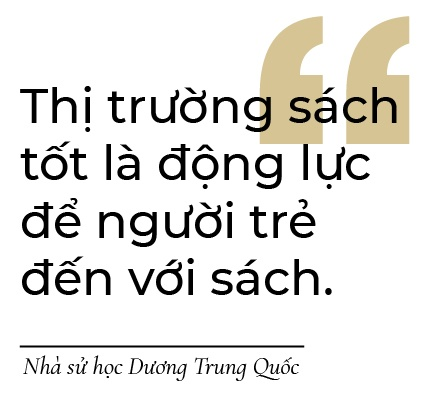Nha su hoc Duong Trung Quoc: 'Gioi tre Viet hay mang sach ben minh' hinh anh 10