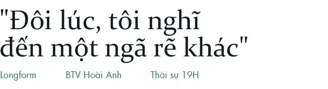 Hoai Anh cua Thoi su VTV: 'Dung, toi la mot bien tap vien giau co' hinh anh 4