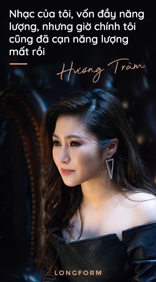 Huong Tram: 'Chu Hoai Linh dua mot vien thuoc ngu, toi khong dam uong' hinh anh 4