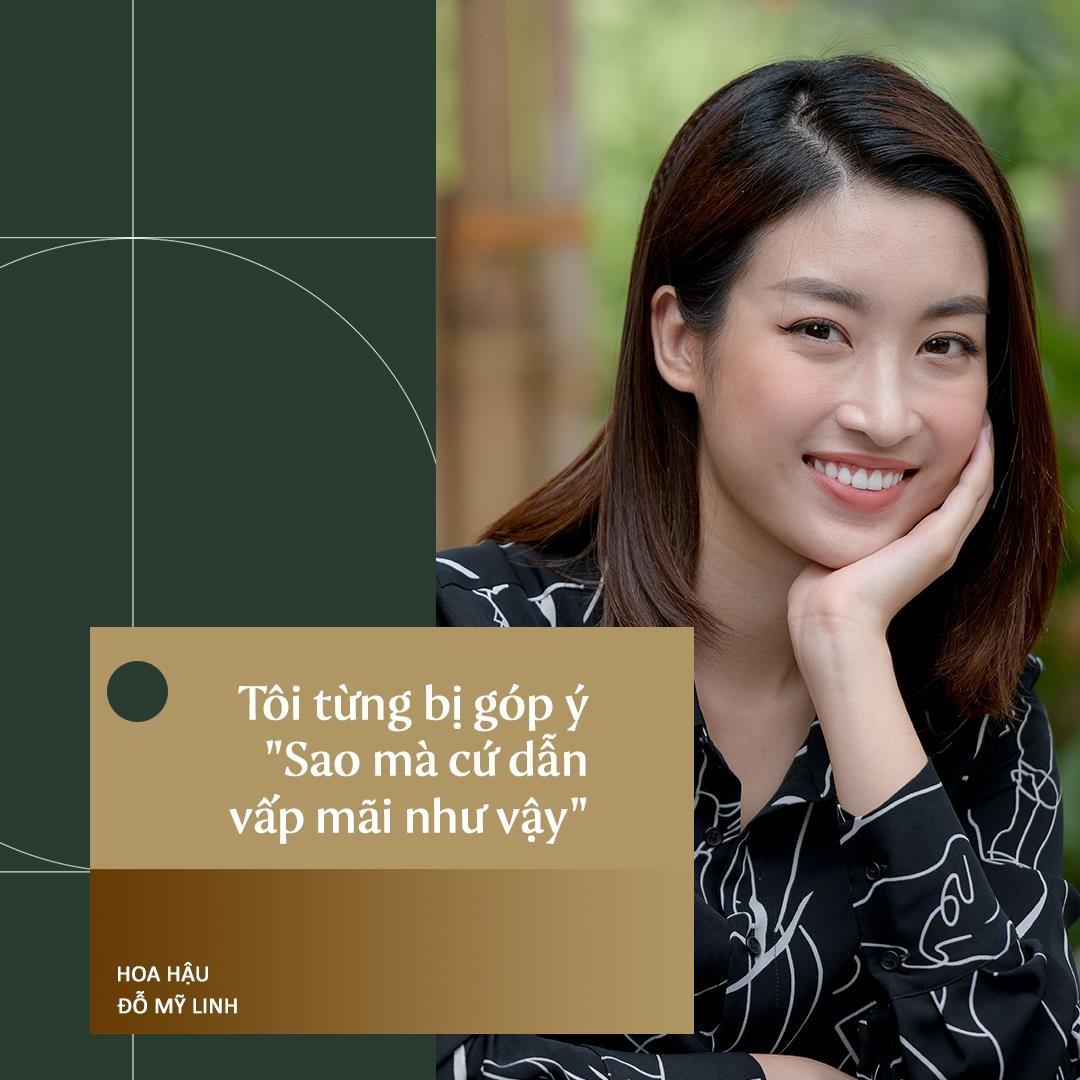 Hoa hau Do My Linh: 'Neu vet het tien toi cung mua duoc nha 7 ty dong' hinh anh 6