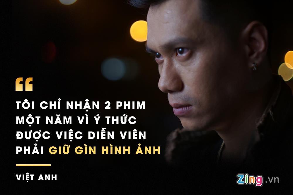 Năm 2017, nam diễn viên gây bão với vai Phan Hải.