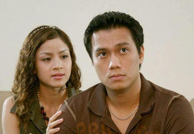 Việt Anh nổi tiếng với vai Cao Thanh Lâm trong Chạy án năm 2006.