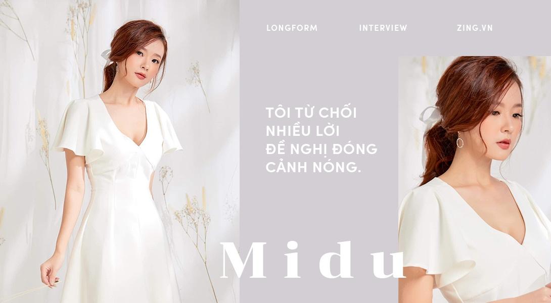 Midu: 'Toi nhu Tieu Long Nu trong co mo, du tien va khong can dan ong' hinh anh 12