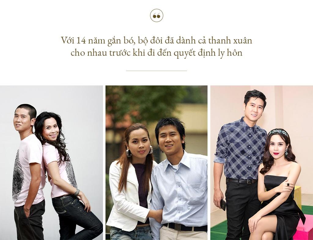Luu Huong Giang - Ho Hoai Anh: Quyen luc ghe nong va ngo ngang ly hon hinh anh 12