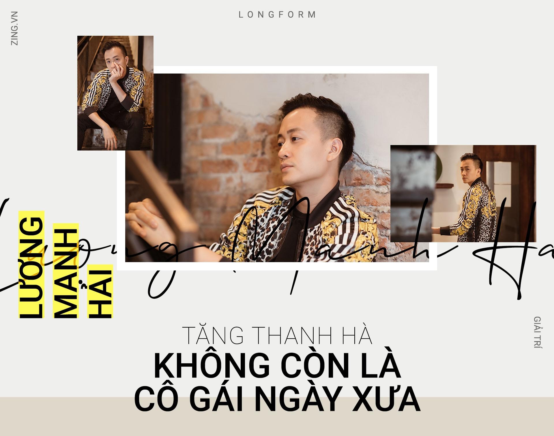 Luong Manh Hai noi ve Tang Thanh Ha anh 2