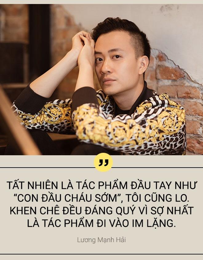 Luong Manh Hai noi ve Tang Thanh Ha anh 9