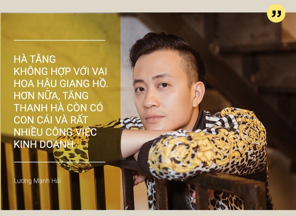 Luong Manh Hai noi ve Tang Thanh Ha anh 14