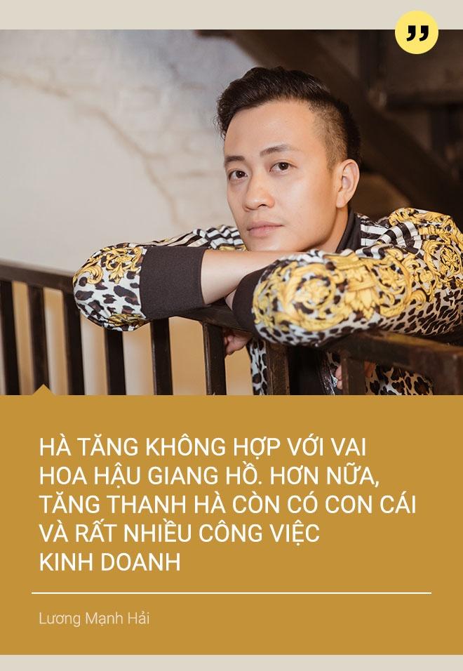 Luong Manh Hai noi ve Tang Thanh Ha anh 13