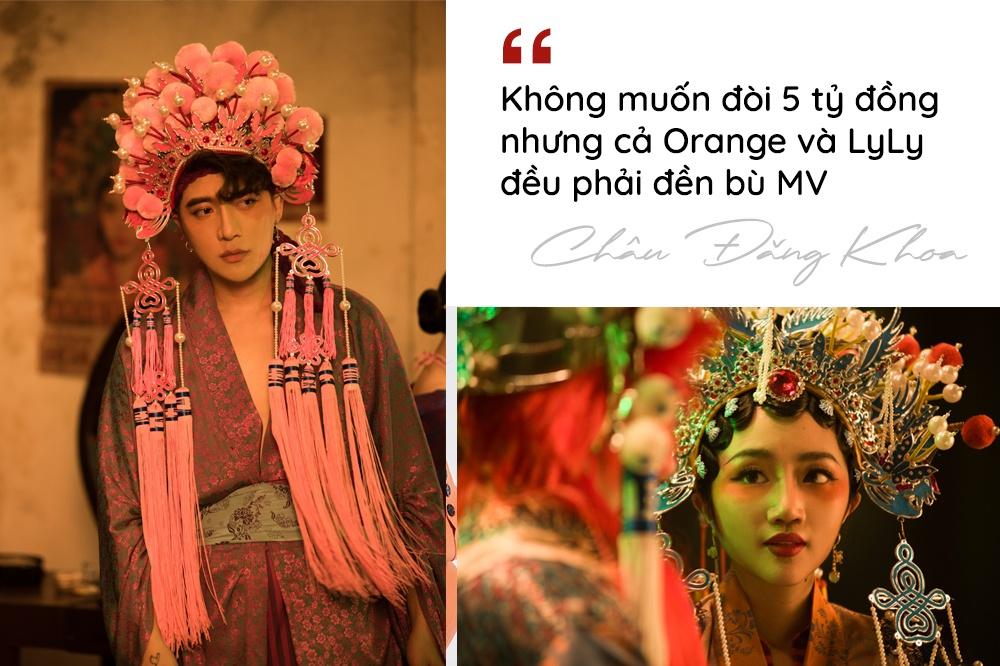 Chau Dang Khoa: 'Orange phai den bu va cam hat nhung ca khuc cua toi' hinh anh 2 4.jpg