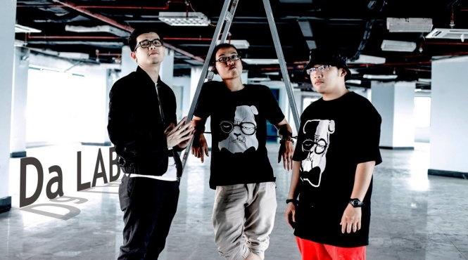 Den Vau thay doi rapper Viet anh 3