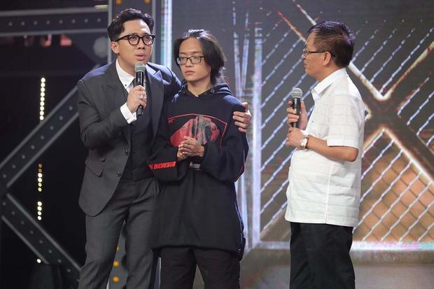 Tran Thanh lam MC game show rap anh 2