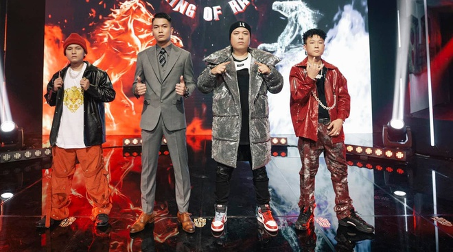 cuoc dau giua Rap Viet va King of Rap anh 3