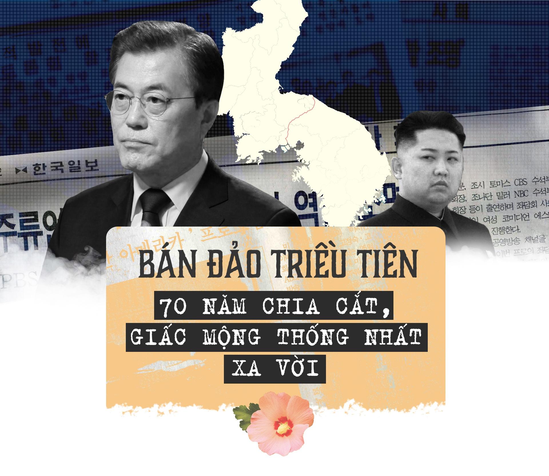 Ban dao Trieu Tien: 70 nam chia cat, giac mong thong nhat van con xa hinh anh 2