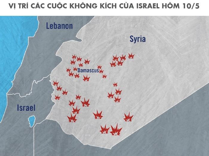 Iran - Israel: Ben mieng ho chien tranh rung chuyen Trung Dong hinh anh 4