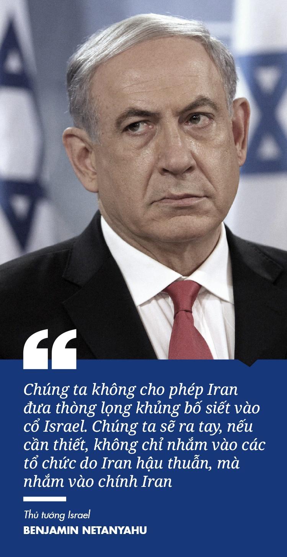 Iran - Israel: Ben mieng ho chien tranh rung chuyen Trung Dong hinh anh 13