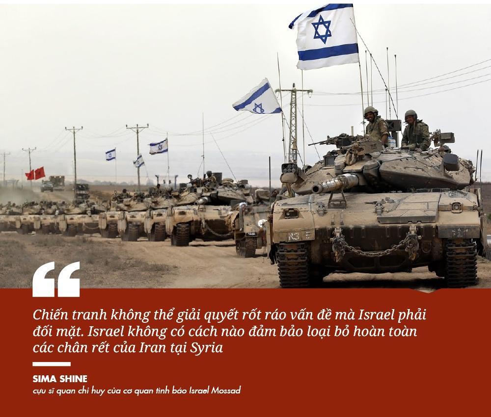 Iran - Israel: Ben mieng ho chien tranh rung chuyen Trung Dong hinh anh 17