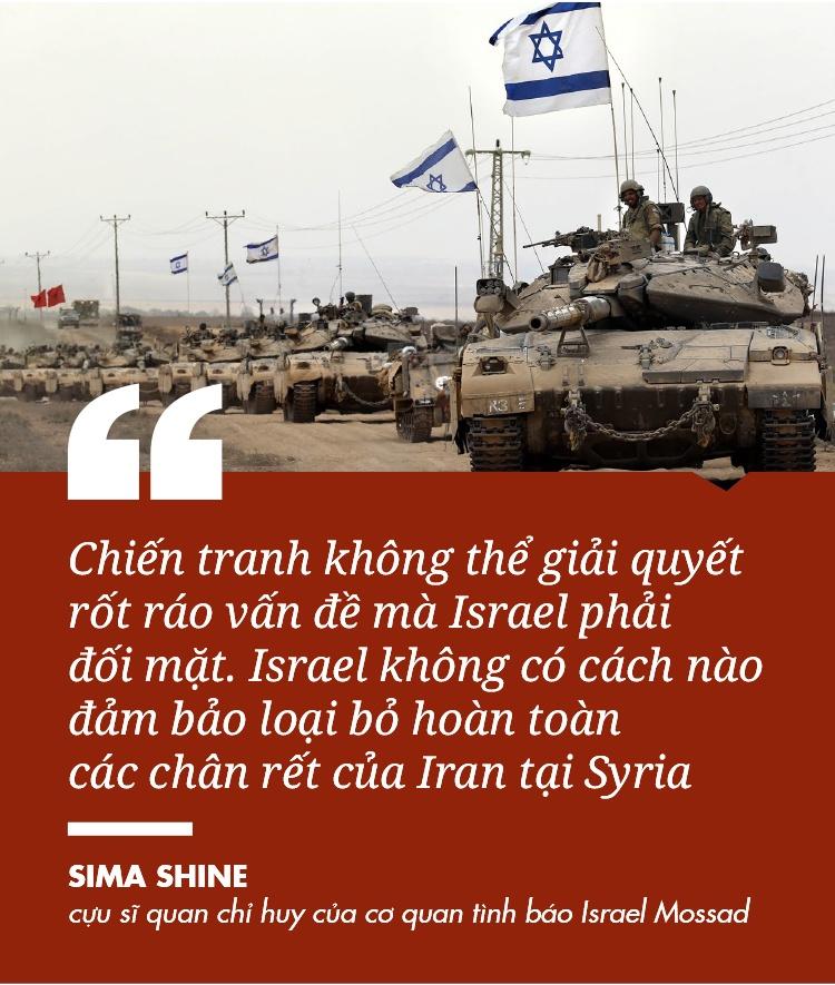 Iran - Israel: Ben mieng ho chien tranh rung chuyen Trung Dong hinh anh 10