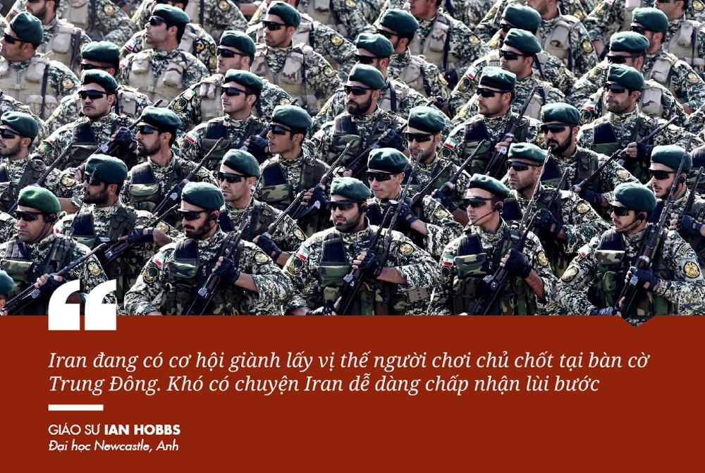 Iran - Israel: Ben mieng ho chien tranh rung chuyen Trung Dong hinh anh 11