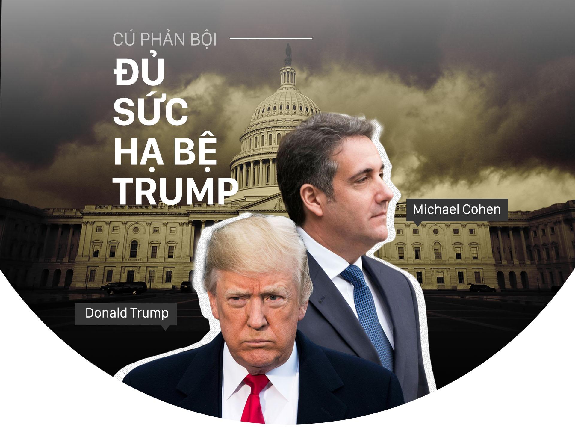 Cohen tro mat - cu phan boi du suc ha be Trump? hinh anh 2