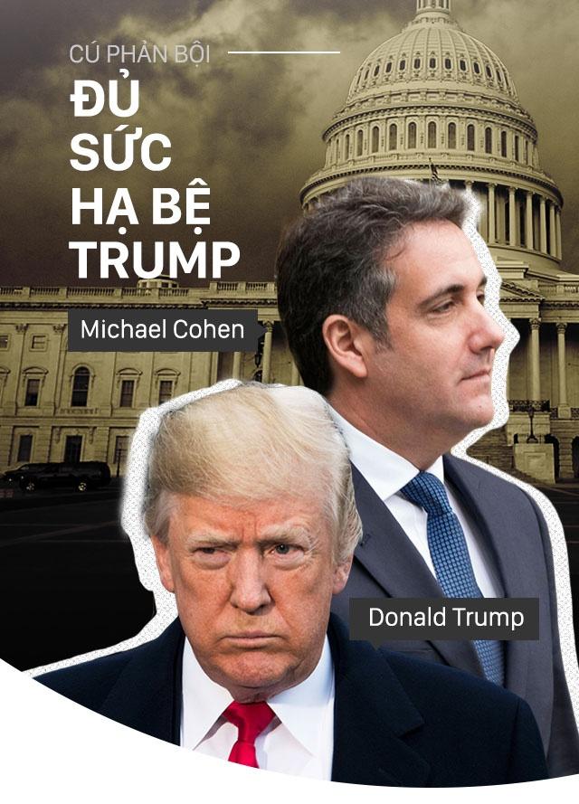 Cohen tro mat - cu phan boi du suc ha be Trump? hinh anh 1
