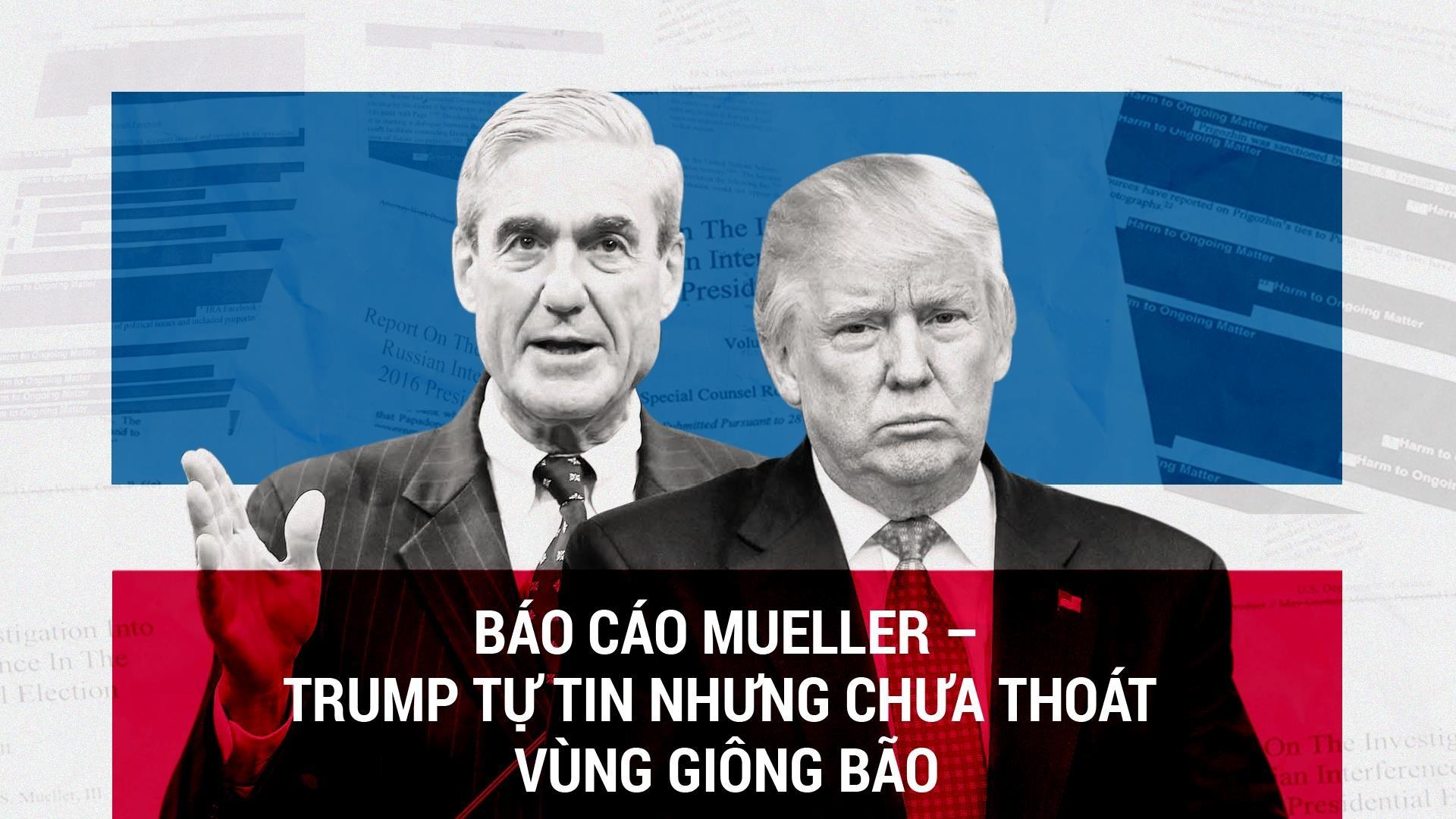 Con bao gian du cua TT Trump va ket thuc ngo cua bao cao Mueller hinh anh 2