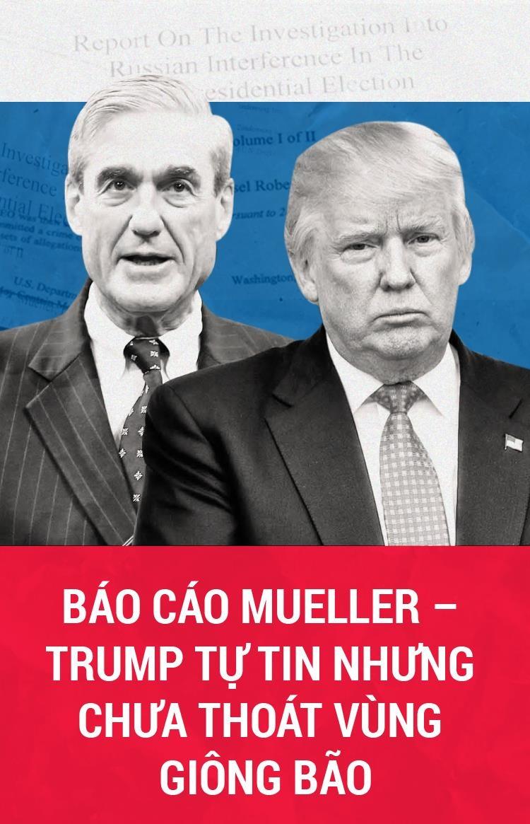 Con bao gian du cua TT Trump va ket thuc ngo cua bao cao Mueller hinh anh 1