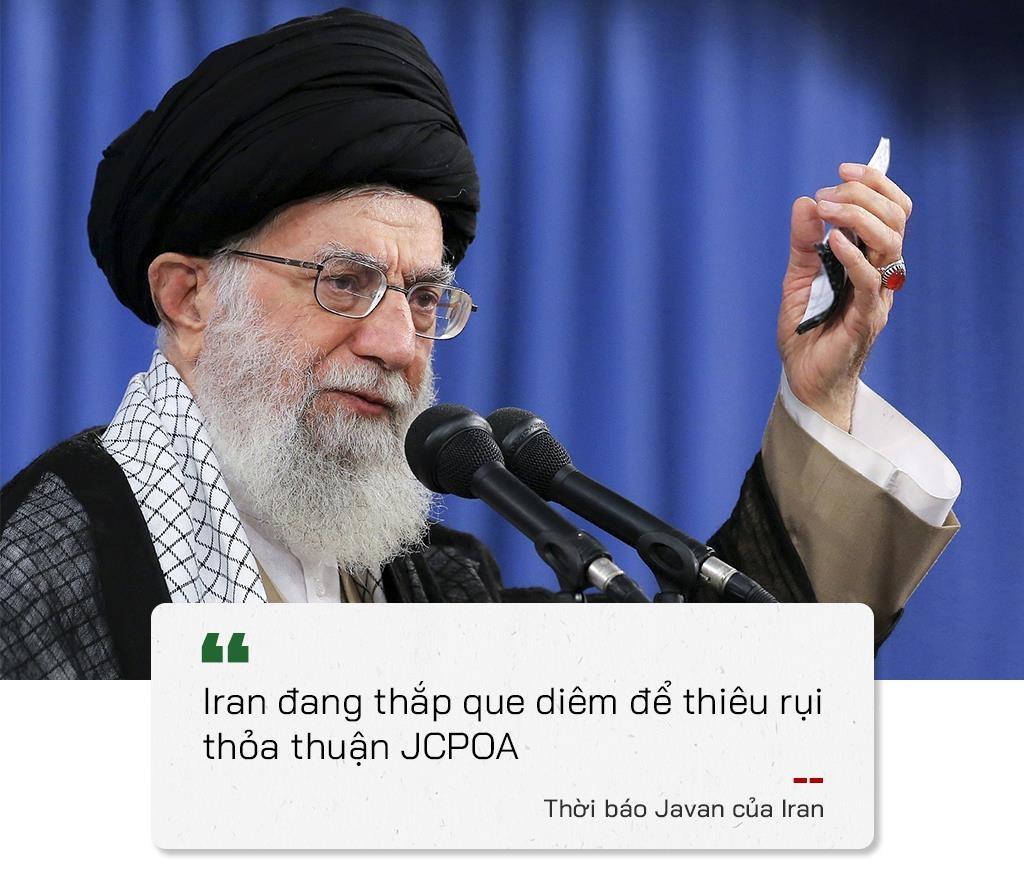 Thung thuoc sung voi nguy co doi dau My - Iran can ke hinh anh 10