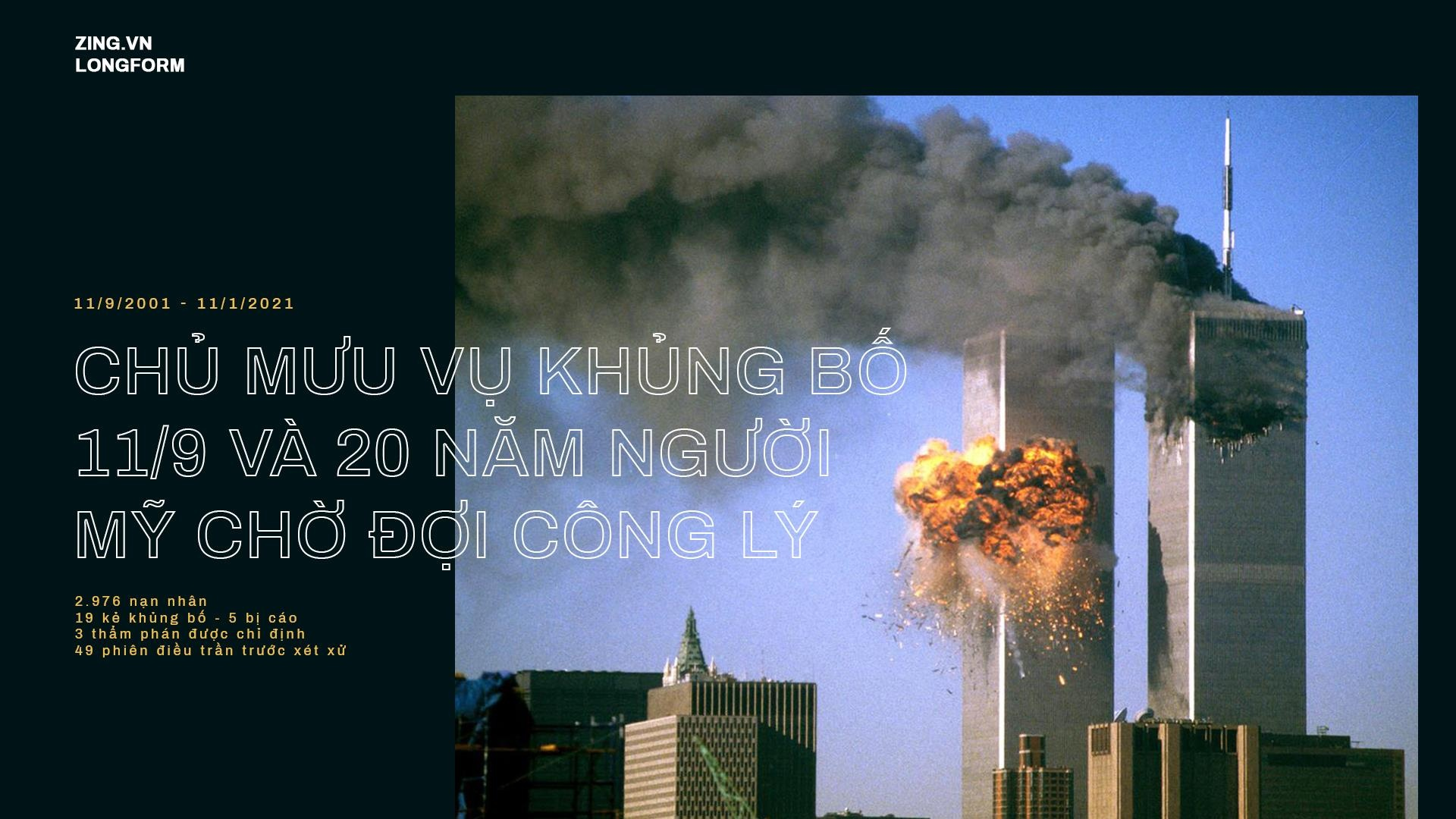 Chu muu vu khung bo 11/9 va 20 nam cho doi cong ly cua nguoi My hinh anh 2