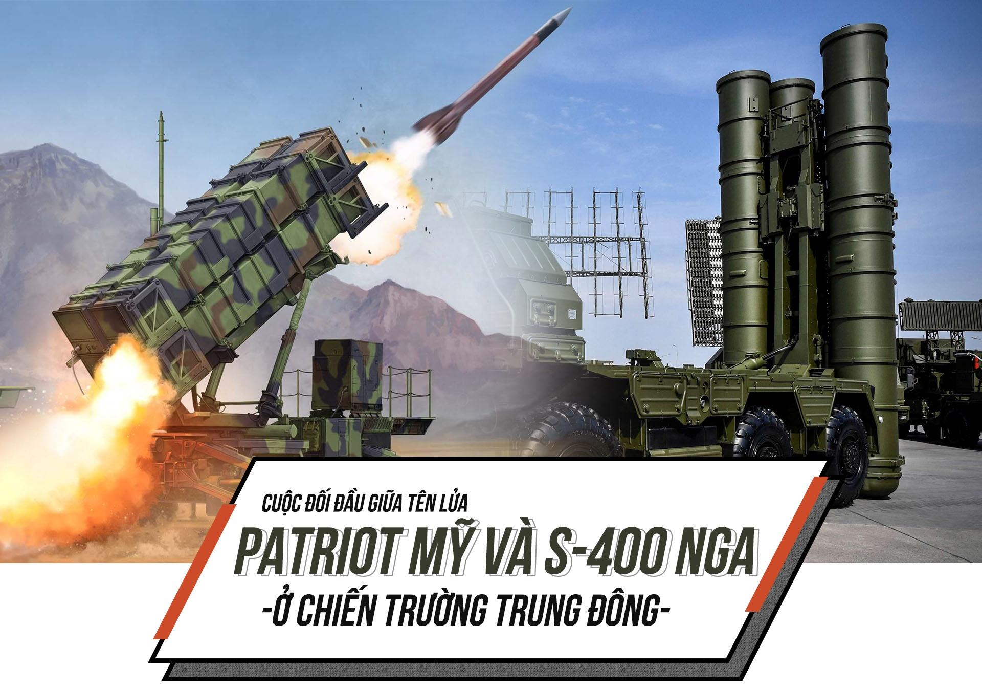 Patriot doi dau S-400 tai Trung Dong anh 2