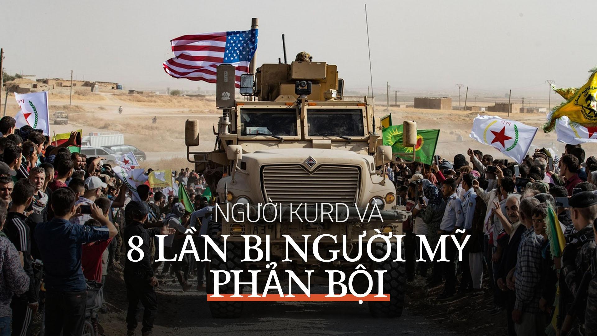100 nam va 8 lan nguoi Kurd bi nuoc My phan boi hinh anh 2