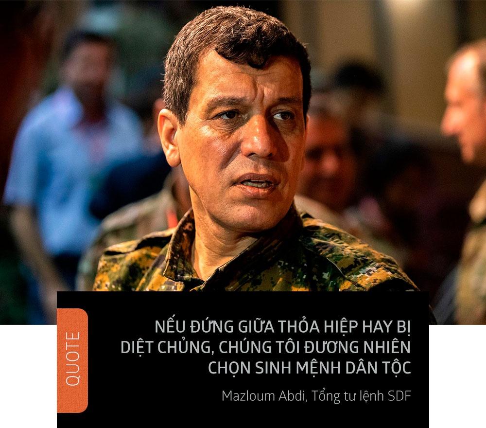 100 nam va 8 lan nguoi Kurd bi nuoc My phan boi hinh anh 13