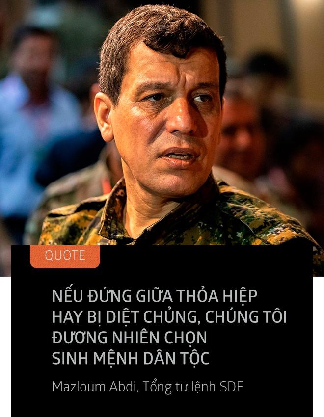 100 nam va 8 lan nguoi Kurd bi nuoc My phan boi hinh anh 12