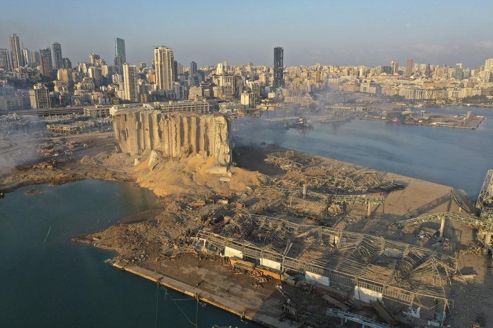 no kinh hoang o Beirut anh 3