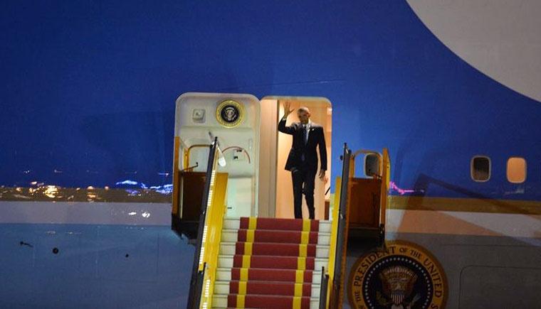 Tong thong Obama den Ha Noi anh 17
