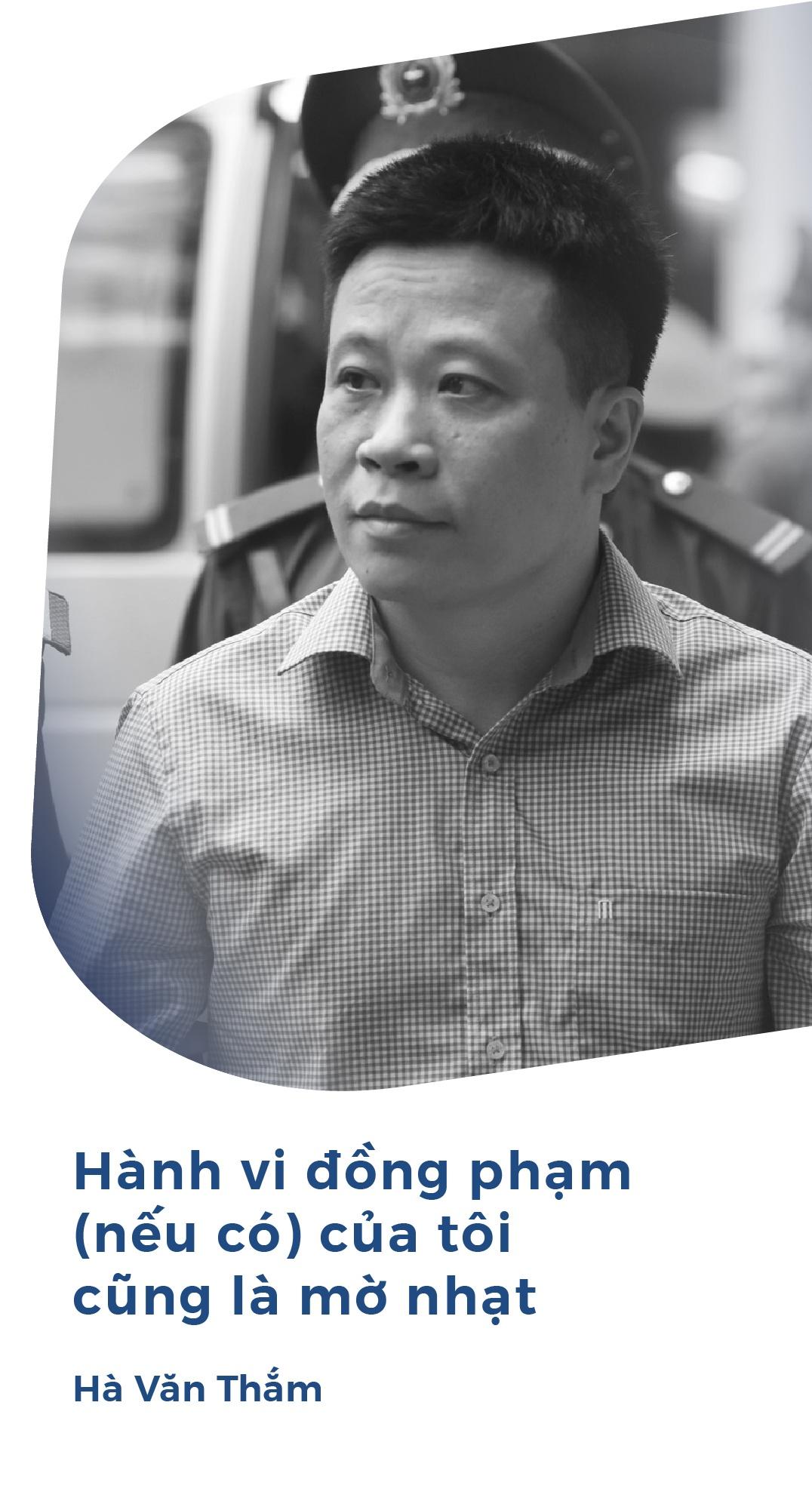 Ha Van Tham thoai mai truoc khi ra hau toa phien phuc tham hinh anh 1