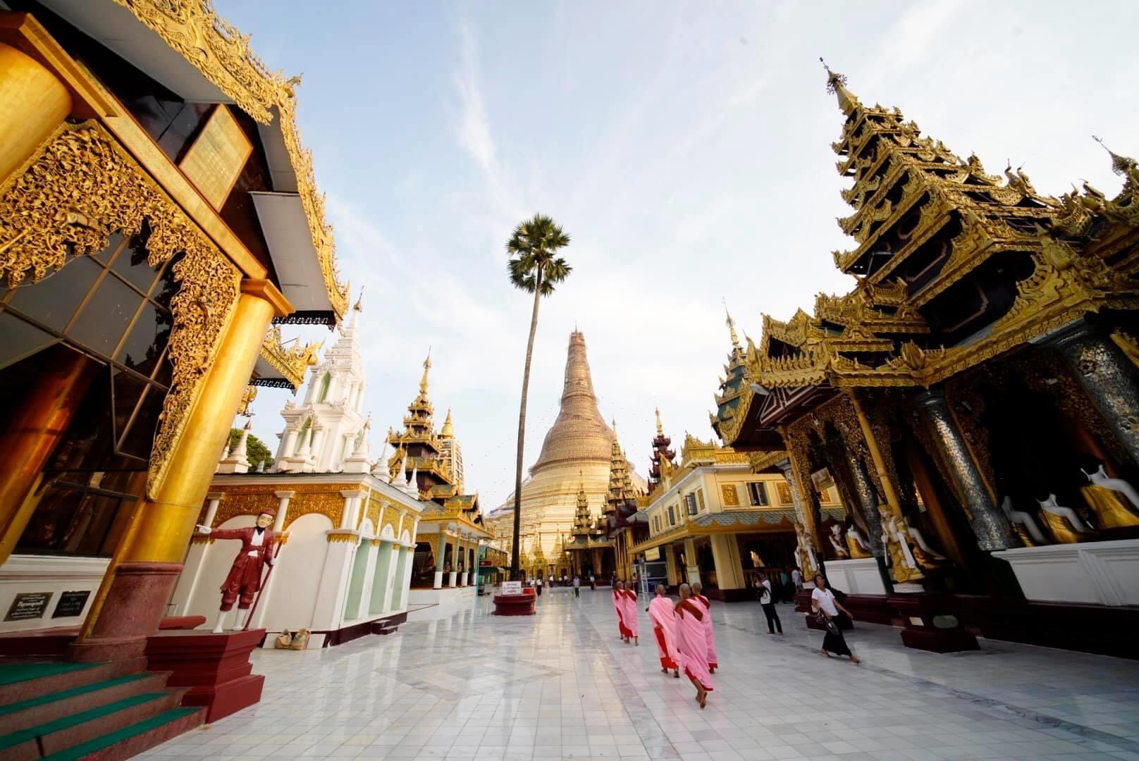 Lac buoc o Myanmar - vung dat don tim du khach hinh anh 6